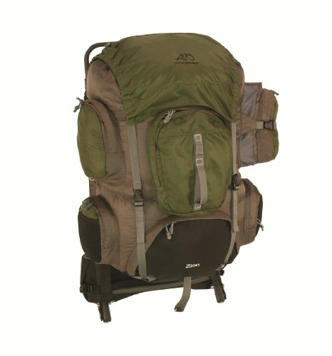 Backpack With Frame