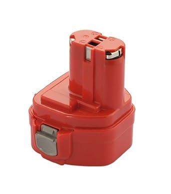 1233 1234 12V 2.0Ah rouge outil Batterie Akku pour Makita 1220 1222 1235