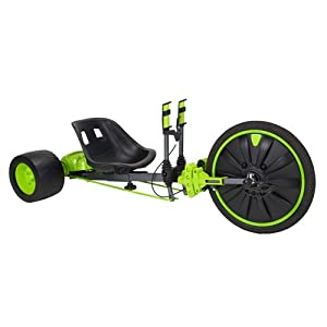 Huffy Machine (Green, Medium/20-Inch)