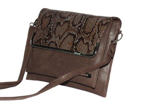 Murcia Murcia Sling Bag (Brown) MF51BRN