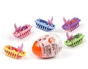 Hexbug Nano Easter Egg - All Colors Set of 5