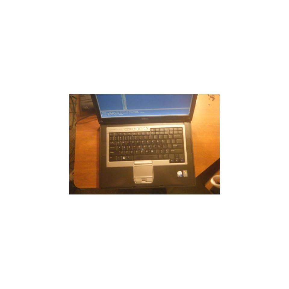 Dell Latitude D830 15.4 Laptop (Intel Core 2 Duo 2.0Ghz, 80GB Hard Drive, 2048Mb RAM, DVD/CDRW Drive, XP Profesional)