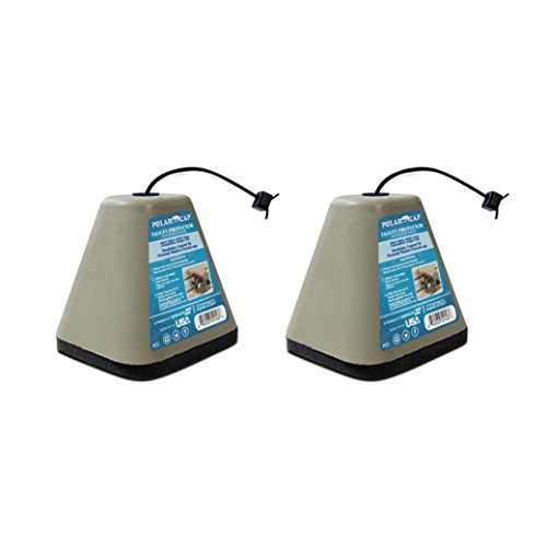 Polar Cap Faucet EPS Foam Cover With Hard Cover - 2 Pack (Faucet Hold Cover compare prices)