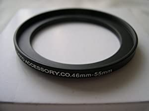 HeavyStar Dedicated Metal Stepup Ring 46mm-55mm