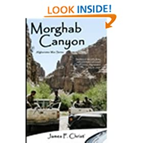 Morghab Canyon (Afghanistan War Series)