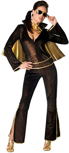 Morris Costumes Women's Elvis Costume, Medium