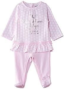 3Pommes 3F54010 - Pijama para bebés