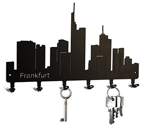 Schl sselbrett hakenleiste skyline frankfurt for Stellenangebote grafikdesigner frankfurt