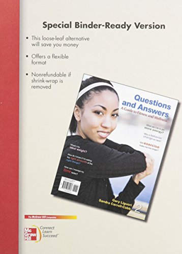 LL Questions and Answers: A Guide to Fitness and wellness