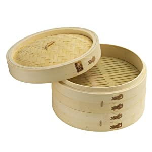 bamboo steamer