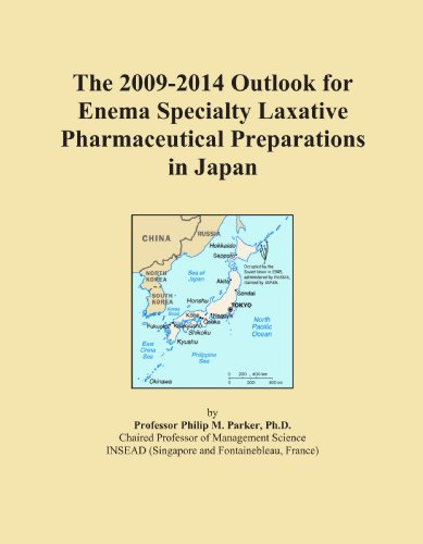 The 2009-2014 Outlook for Enema Specialty Laxative Pharmaceutical Preparations in Japan