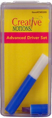 Creative Notions Machine Screw Driver Set front-370765