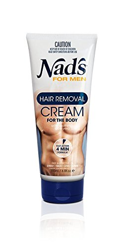 Nad s Hair Removal Creme For Men 200ml