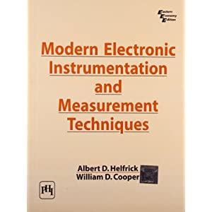 INSTRUMENTATION AND PDF MEASUREMENT COOPER MODERN ELECTRONIC BY TECHNIQUES