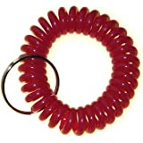 MMF Industries Wrist Coil Key Holder, Red (201450007)