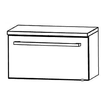 In UNA276A) Variado Cabinet Bathroom Furniture-60cm