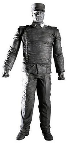 Sin City Series 1 Manute (Black and White) Action Figure - 1