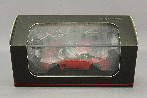 京商 組立キット 1/64 フェラーリ 575 GTC レッド