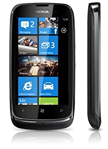 Nokia 610 Smartphone on O2 pay and go with £10 airtime.