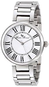Lucien Piccard Women's LP-30017-22S Loiret Analog Display Japanese Quartz Silver Watch