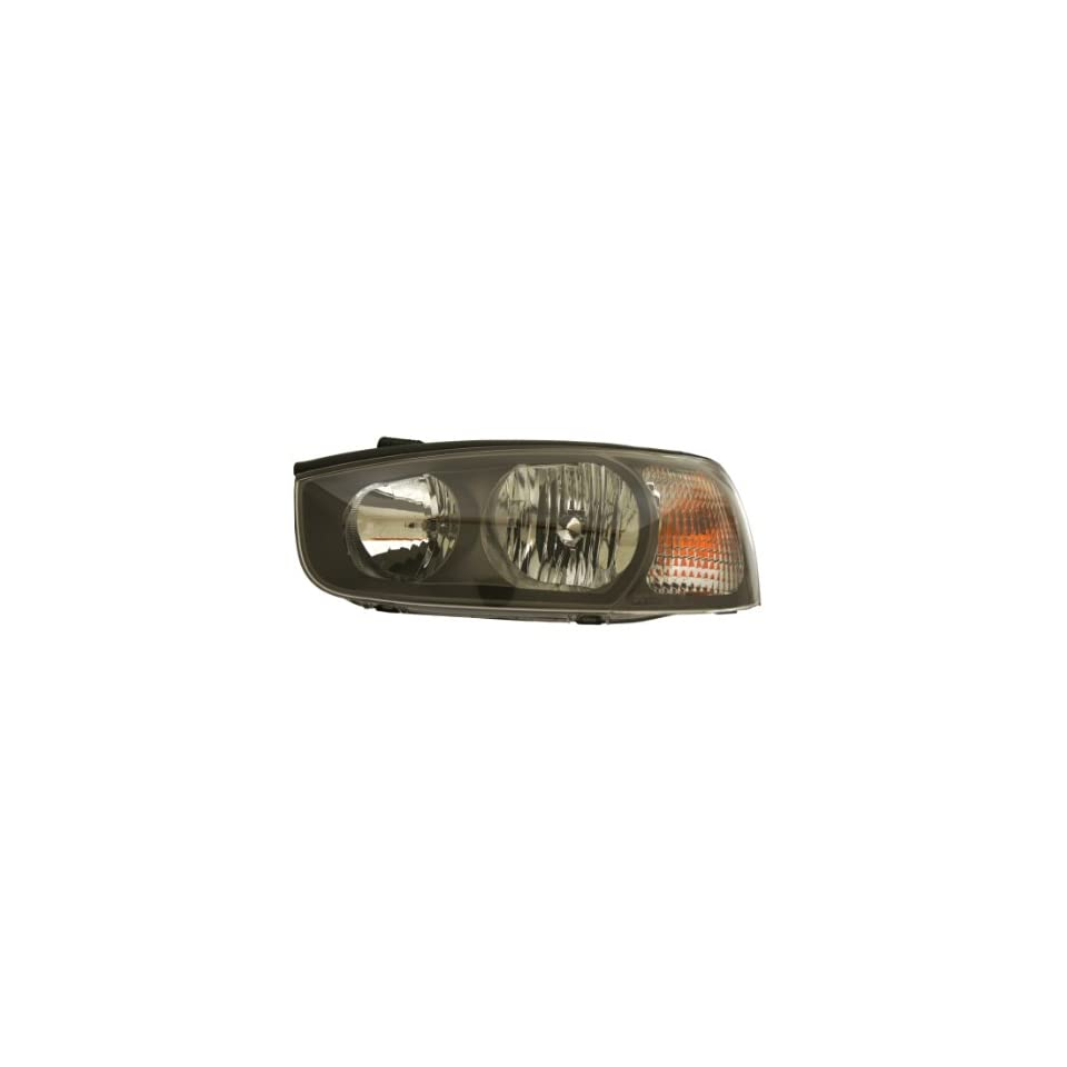 Genuine Hyundai Parts 92101 2D150 Driver Side Headlight Assembly Composite