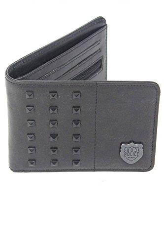 883 POLICE Yacht Men's Wallet | Grey