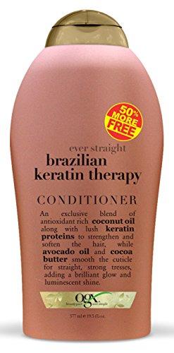(OGX) Organix Conditioner Brazilian Keratin Therapy 19.5oz ...