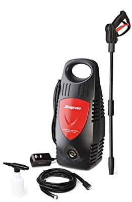Snap-on 870552 1,600 PSI Electric Pressure Washer With 20-Foot Hose