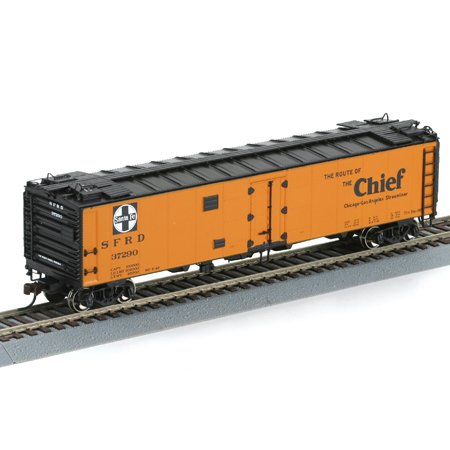 HO RTR 50' Ice Reefer, SF/Chief #1 - Buy HO RTR 50' Ice Reefer, SF/Chief #1 - Purchase HO RTR 50' Ice Reefer, SF/Chief #1 (Athearn, Toys & Games,Categories,Hobbies,Hobby Tools)