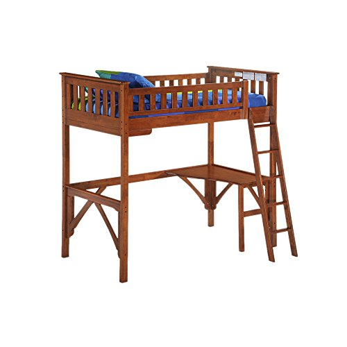 Bunk Beds With Couch 8722 front