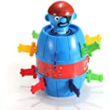 MECO(TM) Stab Pop Up Toy Gadget Pirate Barrel Kid Child