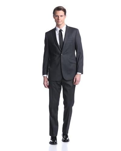 Ben Sherman Men's Heathered Suit