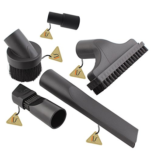 Great Deal! Universal 32mm & 35mm Vacuum Cleaner Accessories Brush Kit For Vax Vacuum Hoover Cleaner...
