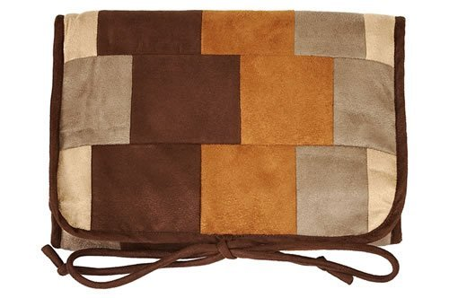 Baby Kaed Changing Mat Kit in Brown