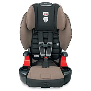 Britax Frontier 90 Booster Car Seat, Desert Palm (Discontinued by Manufacturer)