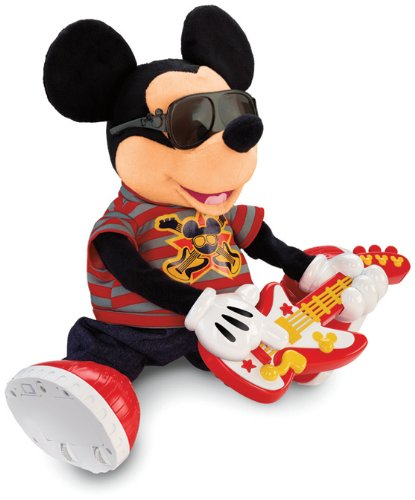 Fisher-Price de Disney Mickey Estrella del rock