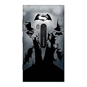 Special Day Grey Knight Multicolor Back Case Cover for Lumia 920