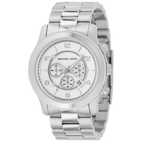Watch Michael Kors Men Mk8086 Unisex Silver