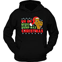 Merry Hump Day Christmas Camel Hoodie