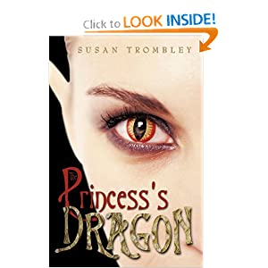 The Princess's Dragon Susan Trombley