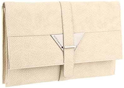 BCBGeneration Julia PIJ104GN Clutch,Nude,One Size