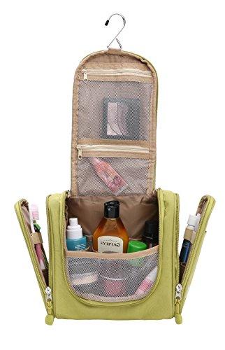 Magictodoor Travel Kit Organizer Bathroom Storage Hanging