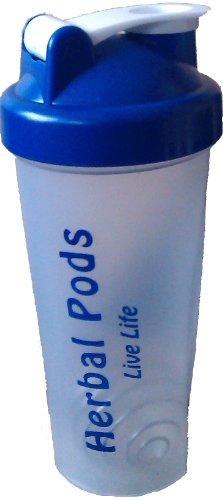 Herbal Pods Shaker Bottle Bpa Free 28Oz