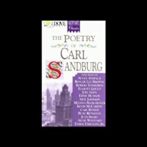 The Poetry of Carl Sandburg Audiobook
