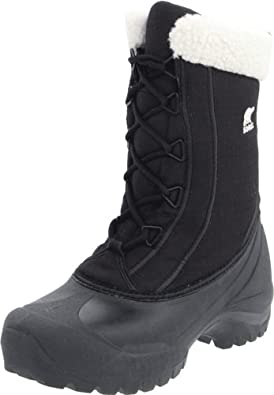 Sorel Women's Cumberland NL1436 Boot,Black,5.5 M
