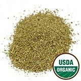 Starwest Botanicals Organic Green Yerba Mate'  Leaf Cut, 1-pound Bag