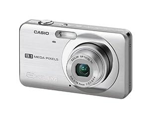 """Casio Exilim Zoom EX-Z85 Appareil Photo Compact Numérique 9,1 Mpixels Zoom optique 3x Ecran LCD 2,6"""" Argent"""