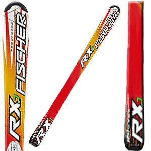 Fischer RXJ Junior Skis