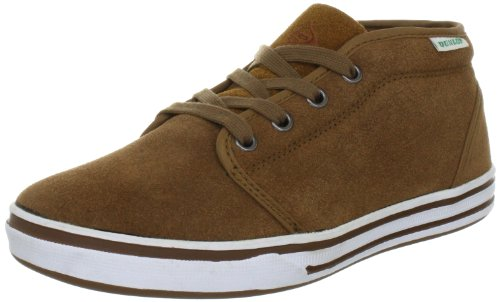 Dunlop Magister Hi Wheat Trainers Womens Brown Braun (Lt. Brown) Size: 7 (41 EU)