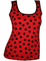 Lady Bird Lady Bug Tank Top Vest